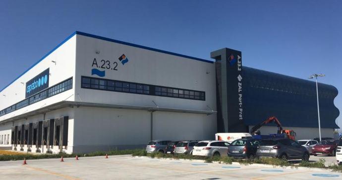 Caprabo estrena su nueva sede central en la ZAL Port
