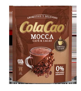 ColaCao apuesta por las bebidas con cafeína y lanza ColaCao Mocca
