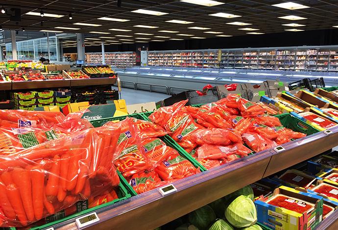La renovación de las tiendas de GM Food Ibérica supondrá una inversión de 5,2 millones de euros.