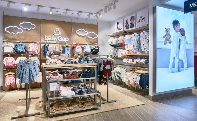 Gap tienda Barcelona 2