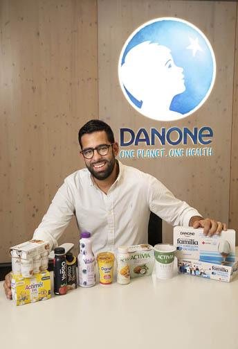 Javier Pejito, nuevo vicepresidente de marketing Danone España