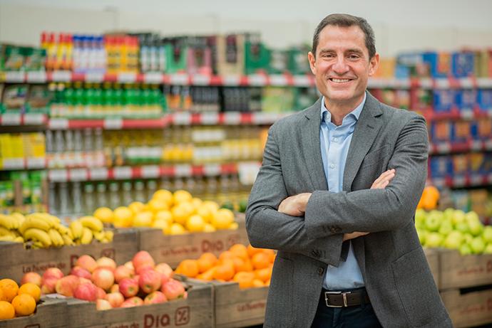 Martín Tolcachir, nuevo CEO de DIA en Argentina