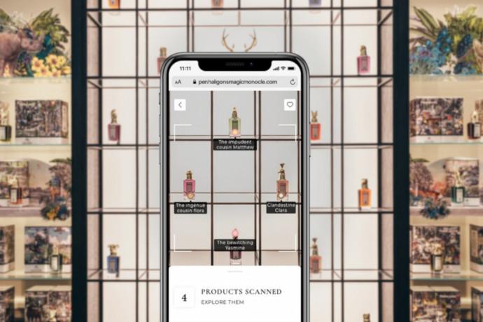 Puig confía en la IA para facilitar a los usuarios la búsqueda de un perfume