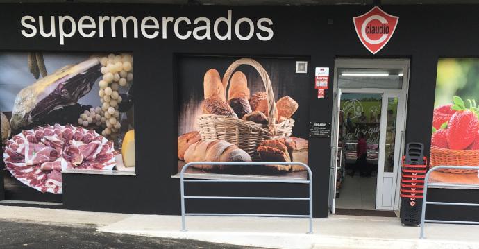 Gadisa abre en Galicia su octavo supermercado Claudio