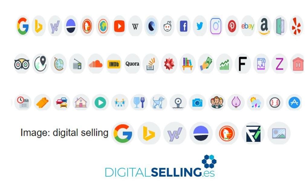 digital selling buscadores