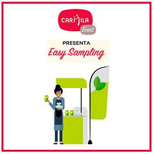 Carmila lanza un servicio para facilitar el sampling en sus centros comerciales