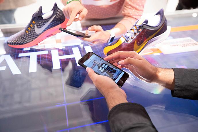 La COVID-19 impulsa el ecommerce de Nike. Un 82% más de ventas