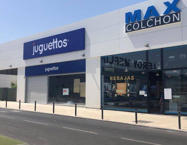 'Juguettos' llega al centro comercial Torrecárdenas