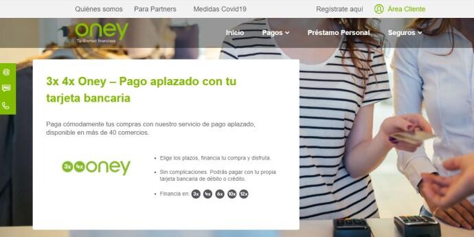 Adyen incorpora la solución de pago aplazado de Oney