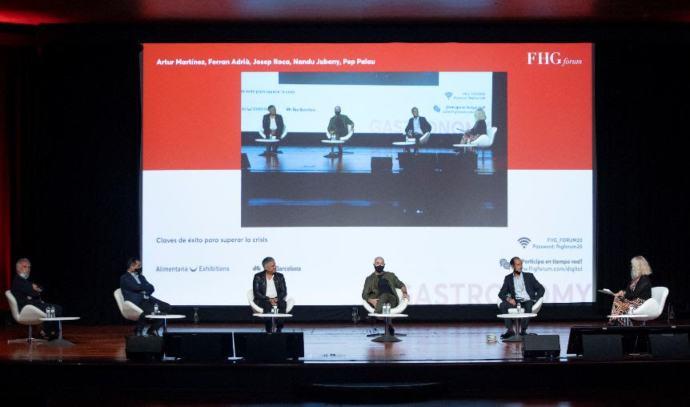 La necesidad de repensar el futuro, clave de la última edición de FHG Forum