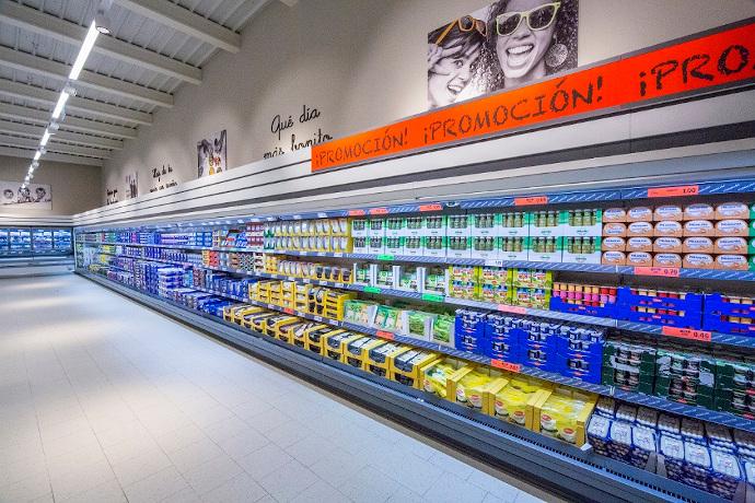 La enseña germana, que ha analizado los 13 grupos de productos del Plan NAOS, ha reformulado un 10% sobre el total de su surtido envasado de marca propia.