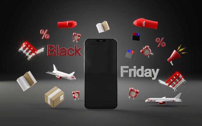 Este Black Friday, un 46% de consumidores espera mayores descuentos