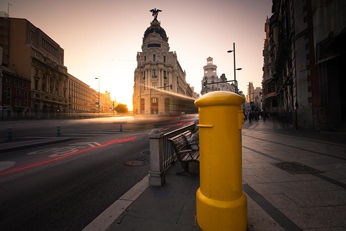 Un 42% de comercios de Madrid, con un 40% menos de visitantes