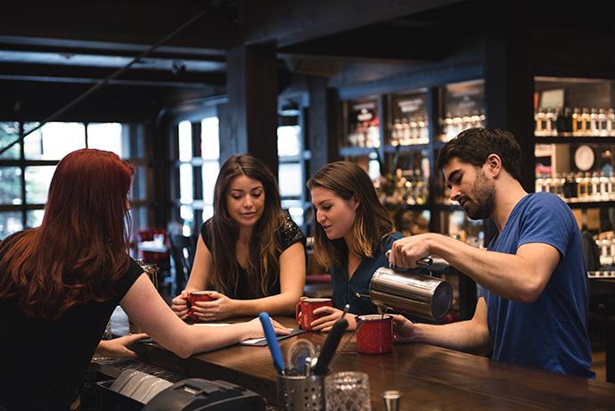 Un 75% de consumidores acudirá más a bares y restaurantes, pasada la pandemia
