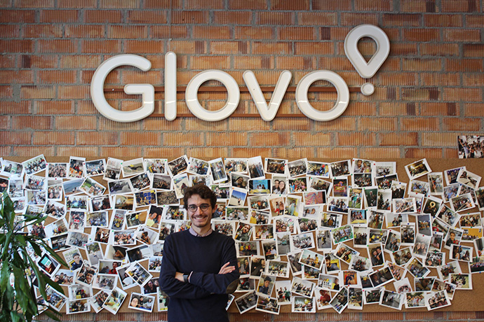 El nuevo departamento estará dirigido por Jordi Llòria y buscará potenciar Glovo Prime