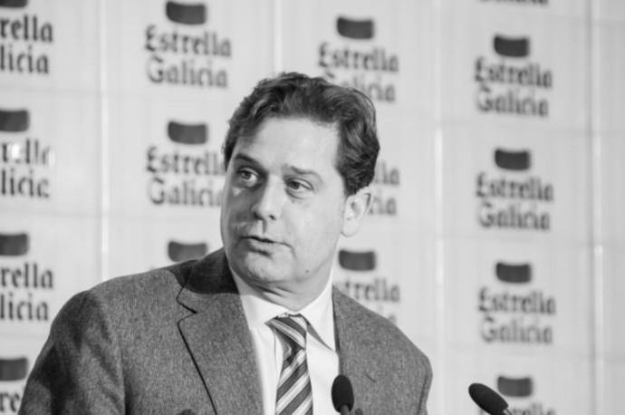Ignacio Rivera, consejero delegado de Hijos de Rivera