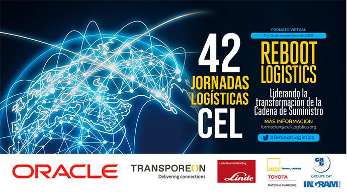 Jornadas Logísticas CEL 2020 se celebrarán los días 11 y 12 de noviembre en formato virtual
