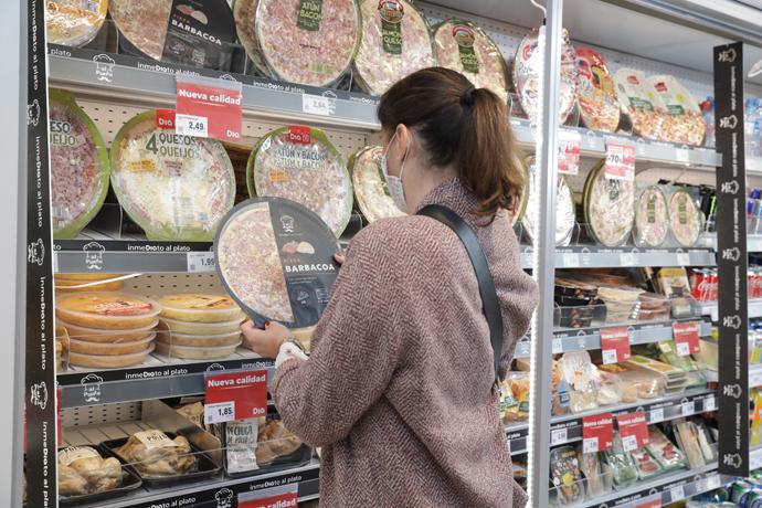Conoce 'Al punto', la nueva marca de comida preparada de Día