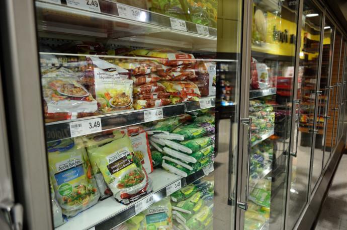 Las ventas de productos congelados crecen durante la pandemia