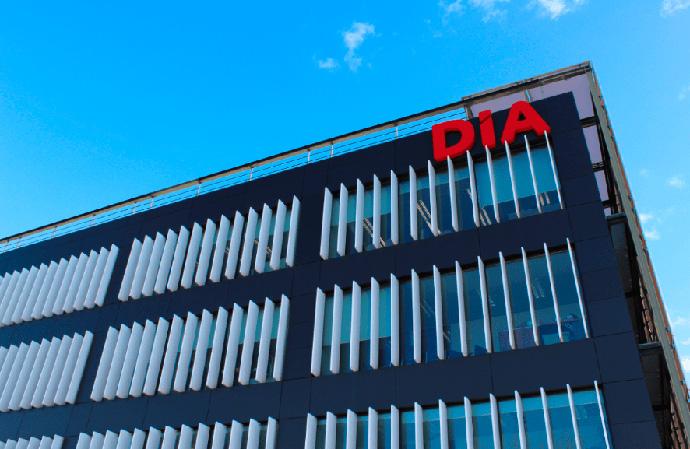 Crecimiento de las ventas comparables en el tercer trimestre de DIA