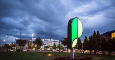 Parque Principado cambia las luces de Navidad por ayudas a sus comercios