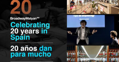 Broadway Malyan cumple 20 Años en España