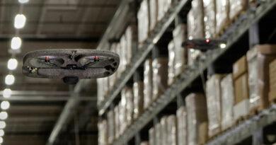 Ikea prueba los drones autónomos de Verity, compañía de uno de los fundadores de Amazon Robotics