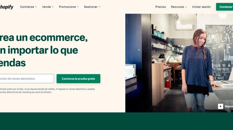 Las ventas de Shopify aumentan en España un 95% este Black Friday