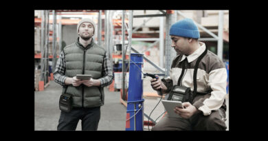 Las tecnologías móviles como las impresoras portátiles podrían resultar de ayuda para los operarios de un almacén o los repartidores de última milla.