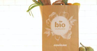 Covirán comienza 2021 eliminando las bolsas de plástico