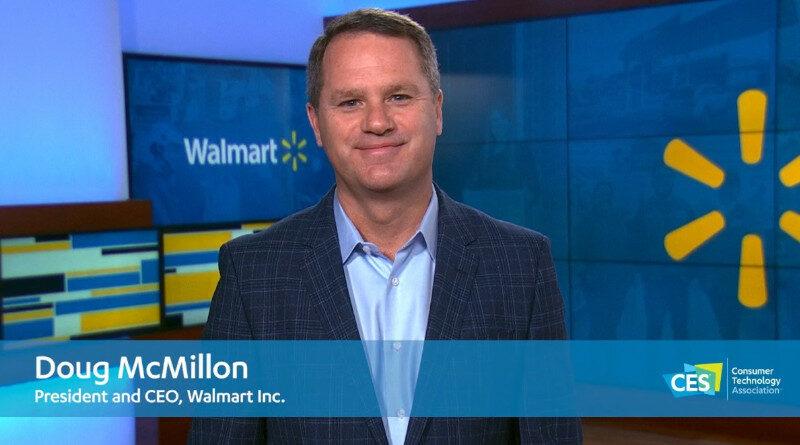 CES 2021. Walmart y la COVID-19, presentes en la feria de electrónica