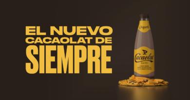 Cacaolat vuelve a sus orígenes. Recupera su imagen icono de 1933