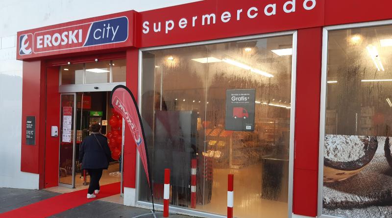 Eroski abre un nuevo supermercado franquiciado en Aznalcázar (Sevilla)
