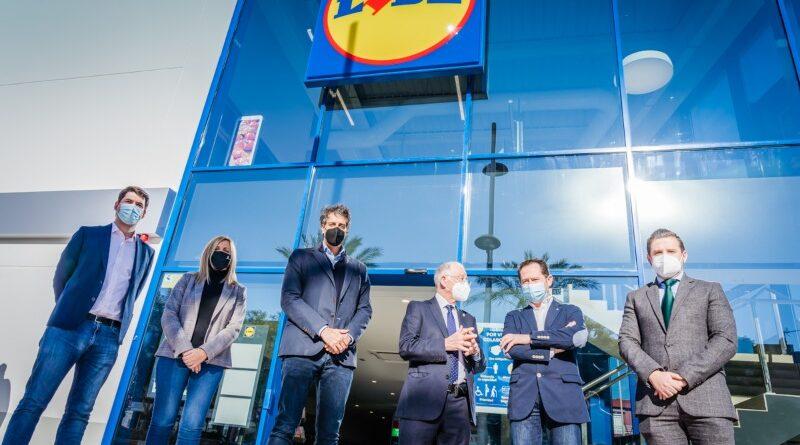 Lidl crece en Almería. Nueva tienda en Roquedas del Mar