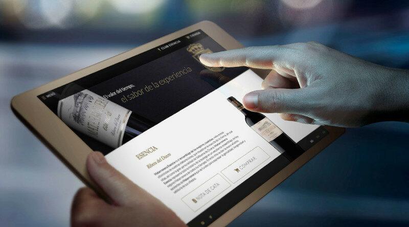 Bodega Matarromera, con nueva web, ofrece visitas virtuales a los usuarios