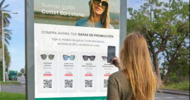 Cottet añade códigos QR de compra a sus comunicaciones comerciales