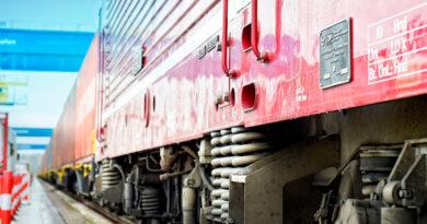 Dascher culmina con éxito su primer tren completo de China a Europa