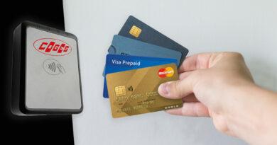 Grupo Azkoyen lanza un lector de tarjetas contactless para vending