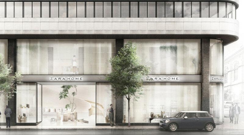 El nuevo concepto de tienda de Zara Home, más sostenible y tecnológica