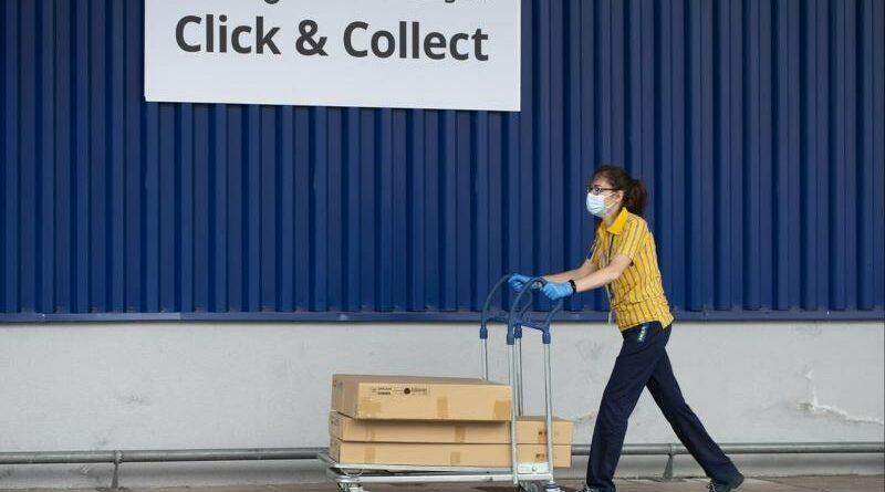 Ikea estrena su servicio Click&Collect en el centro comercial Gran Vía Alicante
