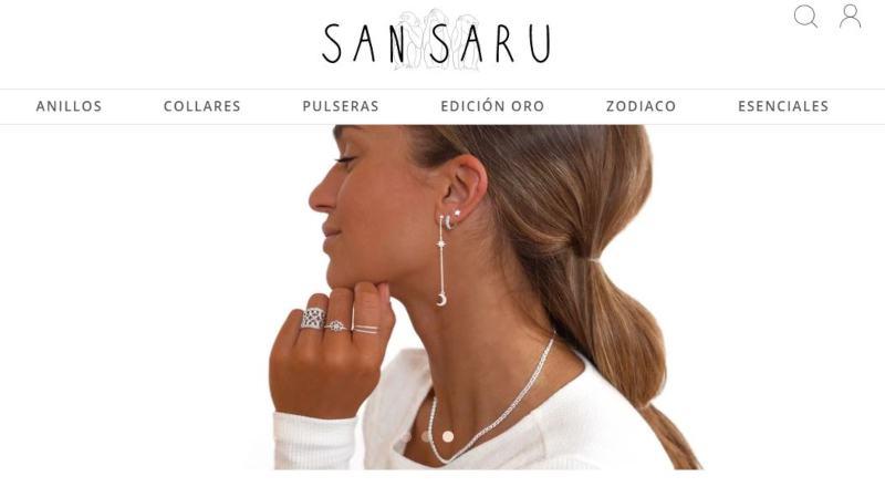La firma de joyas San Saru dobla sus ingresos en 2020, hasta los 9,1 millones