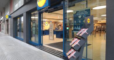 Lidl invierte 2,4M€ en su nuevo supermercado en el centro de Palma