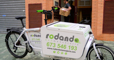 Rodando Ecomensajería abre su tercera franquicia en Alicante