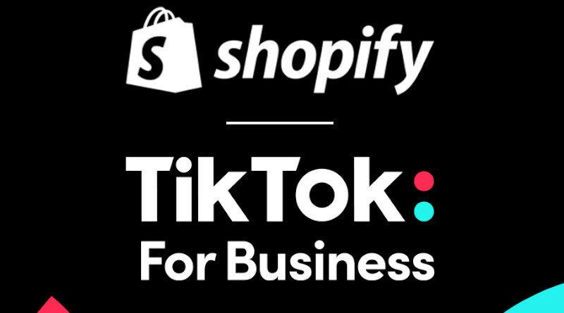 TikTok y Shopify extienden su alianza en España, ante el impulso del ecommerce