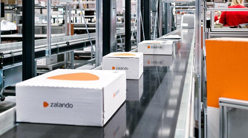Zalando abrirá en marzo su primer centro logístico en España