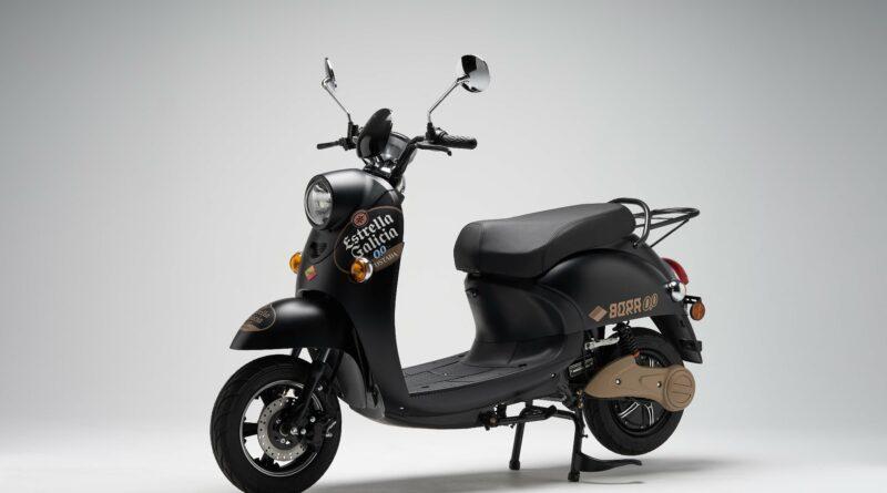 Estrella Galicia 0,0 promueve la movilidad sostenible y sortea 150 motos eléctricas