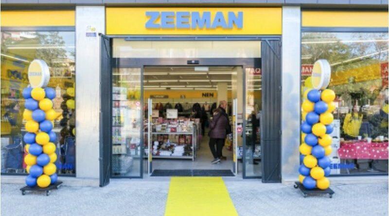 Zeeman suma y sigue en Madrid. Nueva apertura en Leganés