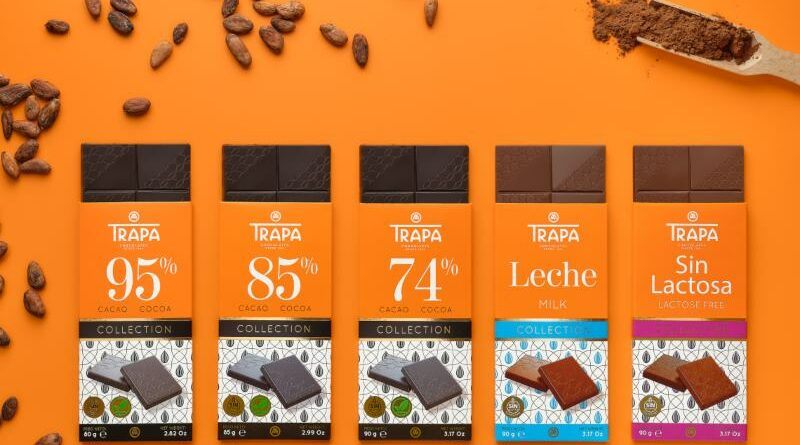 Chocolates Trapa cierra 2020 con una facturación de 14 millones de euros