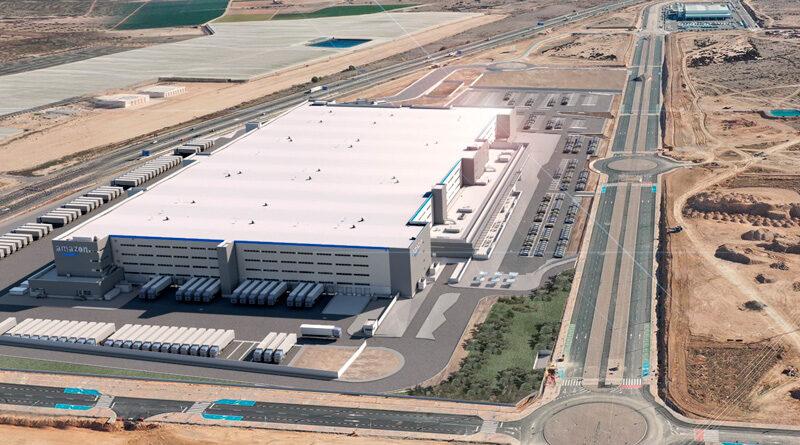 Amazon refuerza su red logística. Abrirá un nuevo centro en Murcia