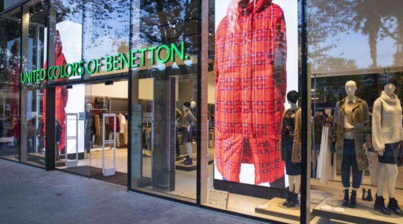 Benetton apuesta por la tecnología para renovar sus flagships en Barcelona